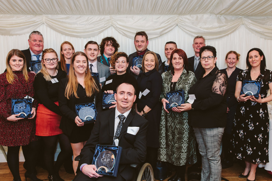 CAP awards group winners 2020