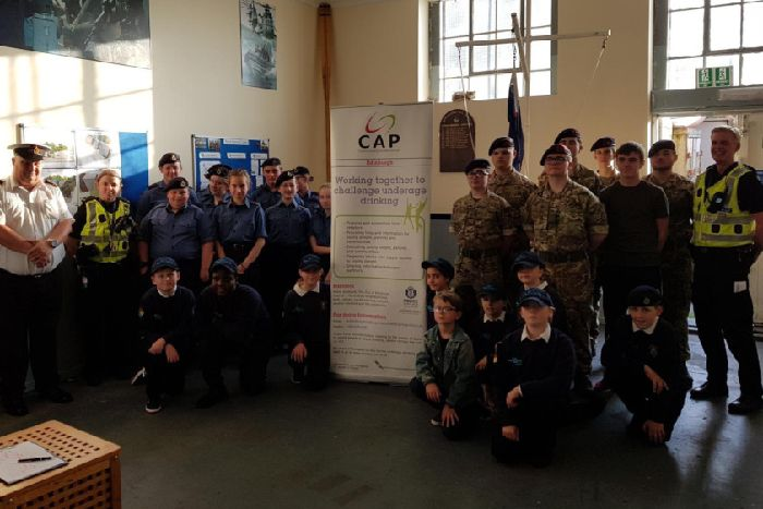 Queensferry sea cadets